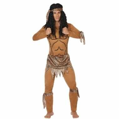 Jungle man carnavalspak