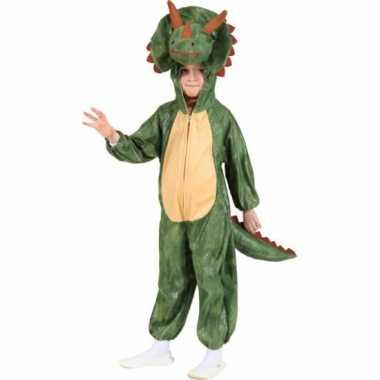 Kinder carnavalspak dinosaurus