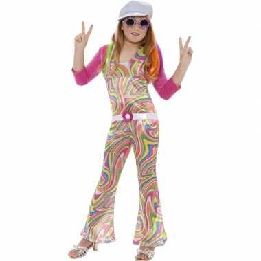 Kleurrijke carnavalspak voor meisjes