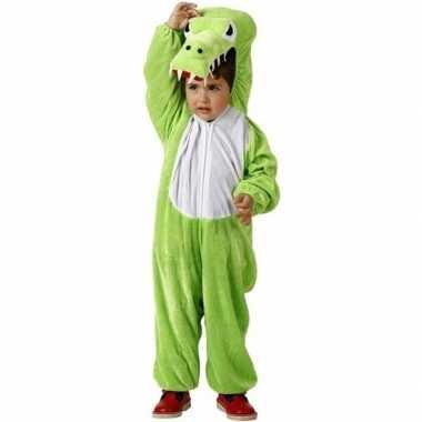 Krokodil croco carnavalspak voor kinderen