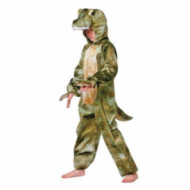 Krokodillen carnavalspak voor kids