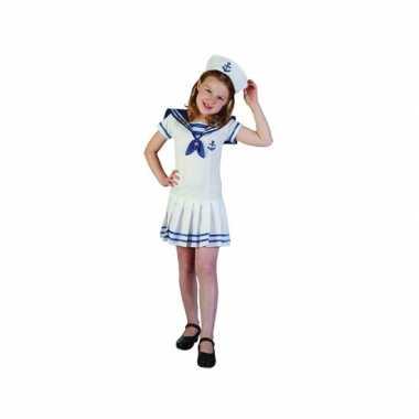 Marine carnavalspak voor meisjes