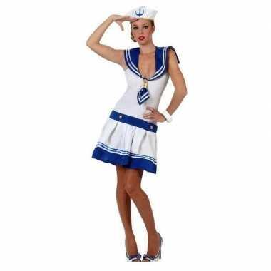 Matroos carnavalspak voor dames