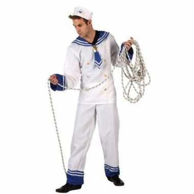 Matrozen verkleed pak/carnavalspak voor heren