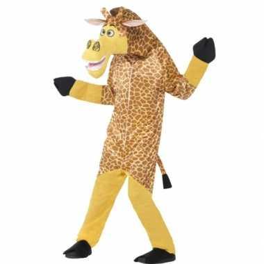 Melman de giraffe carnavalspak voor kinderen