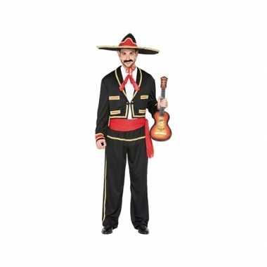 Mexicaans carnavalspak voor heren