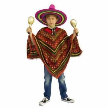 Mexicaanse carnavalspak voor kinderen