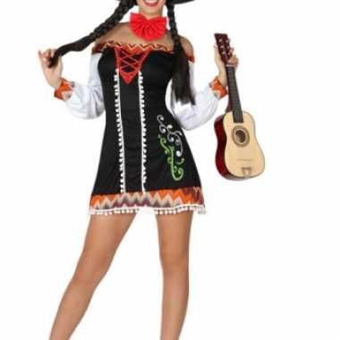 Mexico carnavalspak voor dames