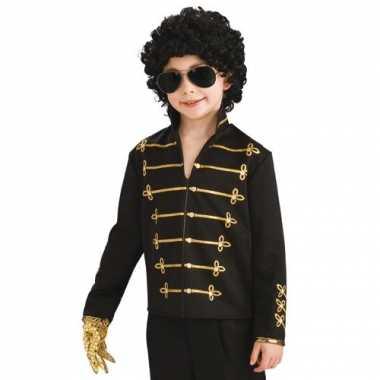 Michael jackson carnavalspak kinderen
