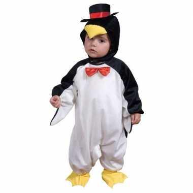 Pinguin carnavalspaks voor peuters