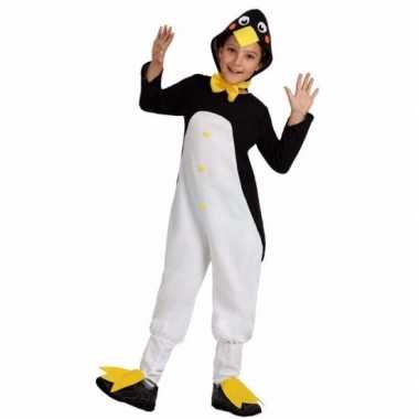Pinguin tux carnavalspak voor kinderen
