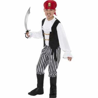 Piraten carnavalspak voor kinderen