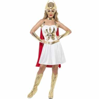 Princess of power carnavalspak voor dames