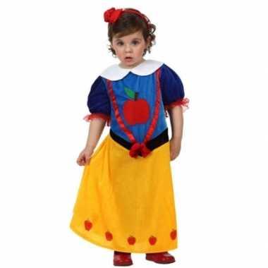 Prinsessen baby carnavalspak