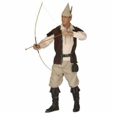 Robin hood carnavalspak voor heren