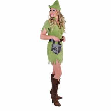 Robin hood carnavalspaks voor vrouwen