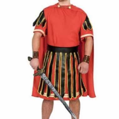 Romeinse gladiator carnavalspak voor heren