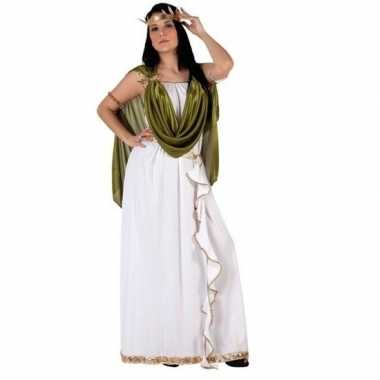 Romeinse/griekse dame livia verkleed carnavalspak/jurk voor dames