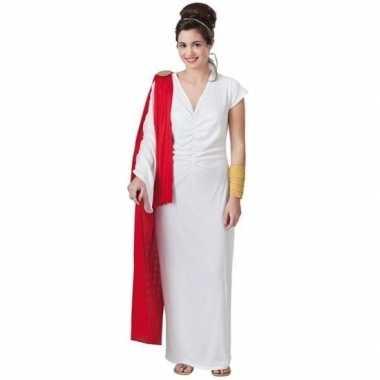 Romeinse keizerin verkleed carnavalspak voor dames