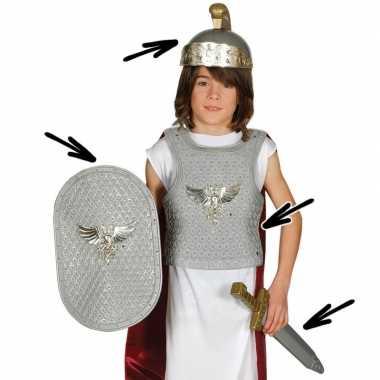 Romeinse ridder carnavalspak voor kinderen
