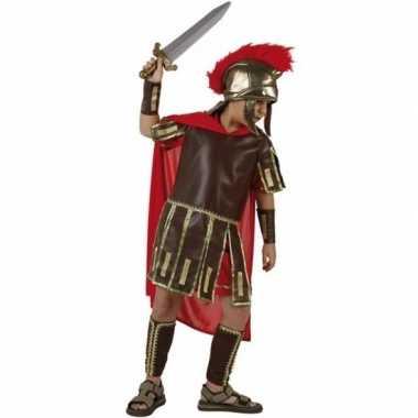 Romeinse soldaat fabius carnavalspak voor jongens