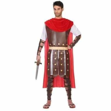 Romeinse soldaat/gladiator marcus carnavalspak voor heren