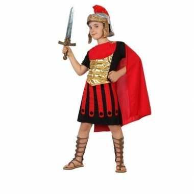 Romeinse soldaat marius verkleed carnavalspak voor jongens
