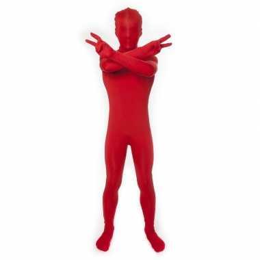 Carnavalspak pak rood voor kids