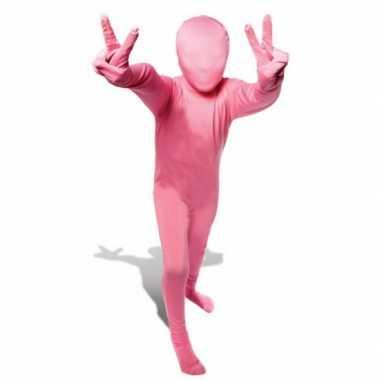 Carnavalspak pak roze voor kids