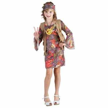 Sixties carnavalspak voor meisjes