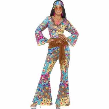 Sixties carnavalspak voor vrouwen