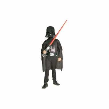Star wars darth vader carnavalspak kids