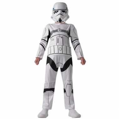 Stormtrooper carnavalspak voor kinderen