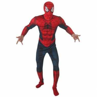 Stripboeken carnavalspaks spiderman