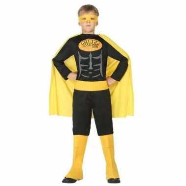 Superheld vleermuis pak/verkleed carnavalspak voor jongens