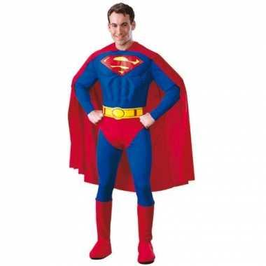 Superhelden carnavalspak (sm)volwassenen