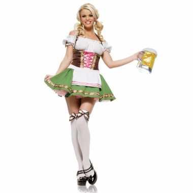 Tiroler carnavalspak voor dames