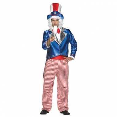 Uncle sam carnavalspak