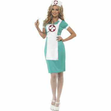 Verpleegster carnavalspak