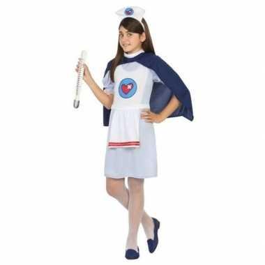 Verpleegster/zuster verkleed carnavalspak voor meisjes