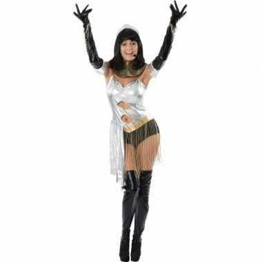 Whitney houston look a like carnavalspak voor dames