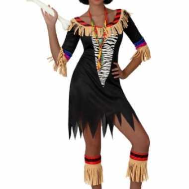 Zulu carnavalspak dames