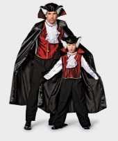 Carnavalspak vampier volwassenen