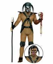 Monster carnavalspak met accessoires