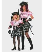 Piraat carnavals carnavalspak dames